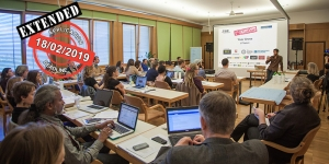Extended Deadline for ESoDoc 2019: FEBRUARY 18, 2019