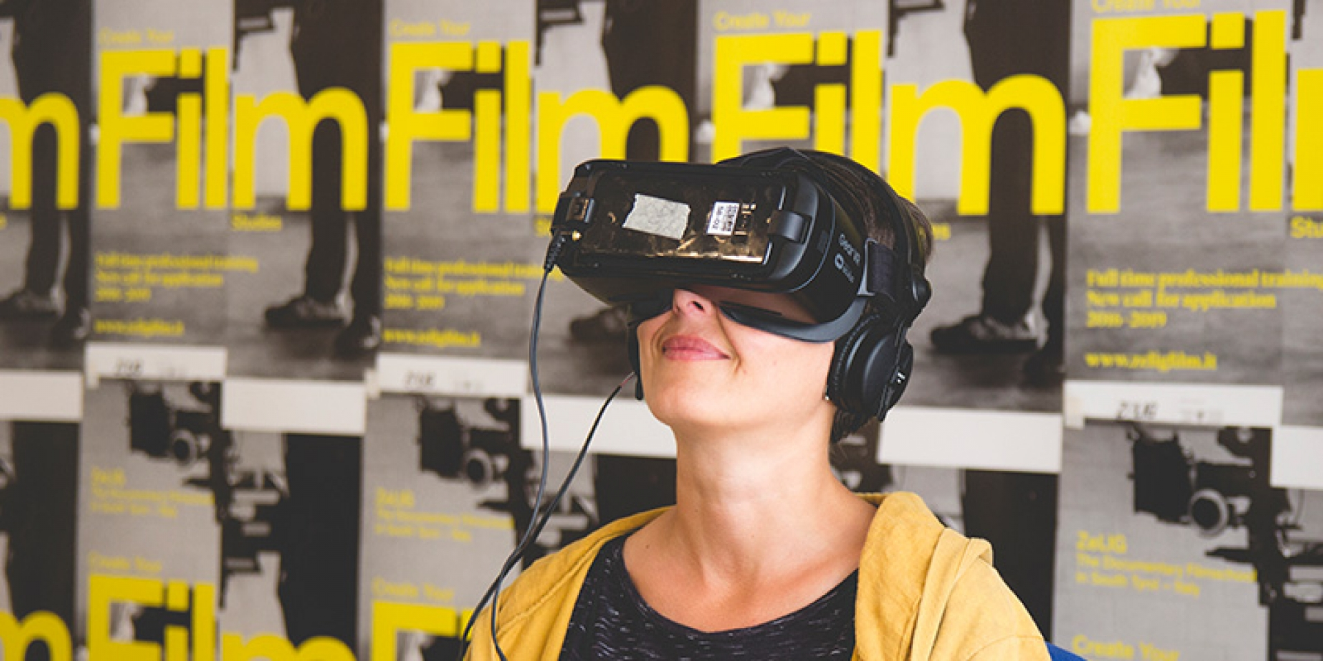 ZeLIG's Virtual Reality Showcase in Bolzano
