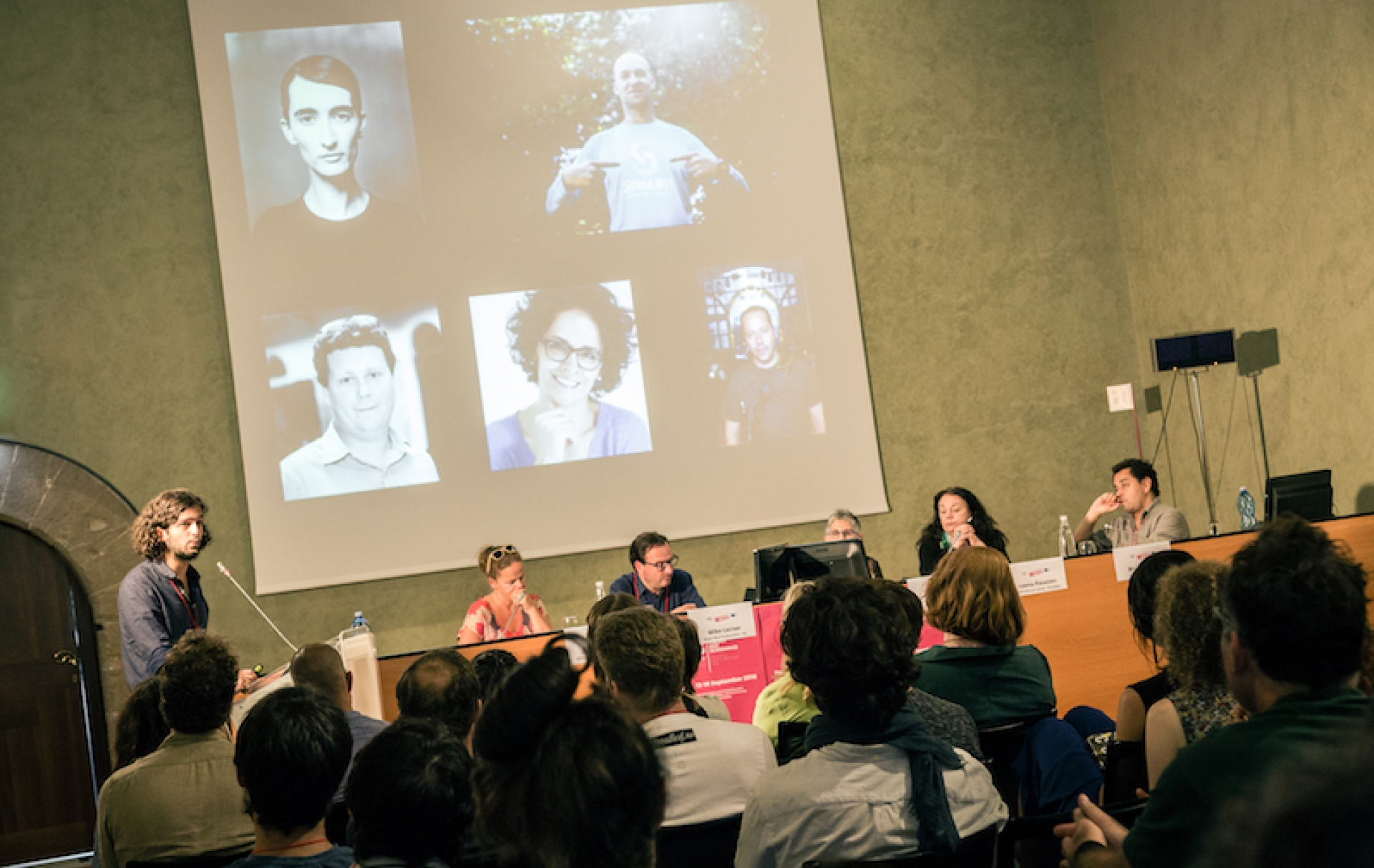 ZeLIG Pitching Week: Public Events