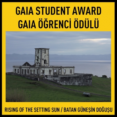 "Gaia Student Award for ""Rising of the Setting Sun"""